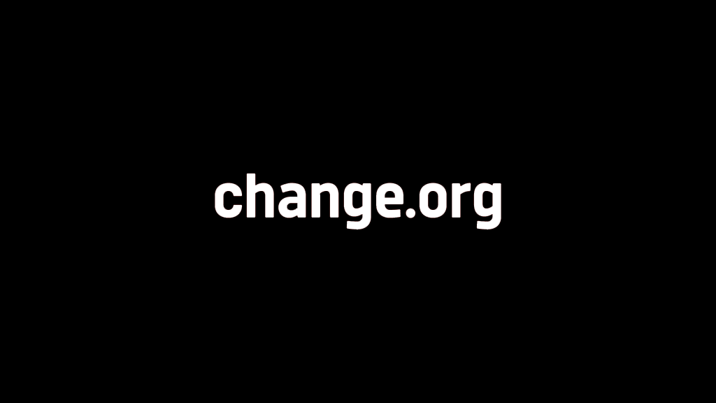 Why activists should boycott change.org petitions...