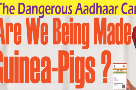 #India – Are we being made Guinea pigs...