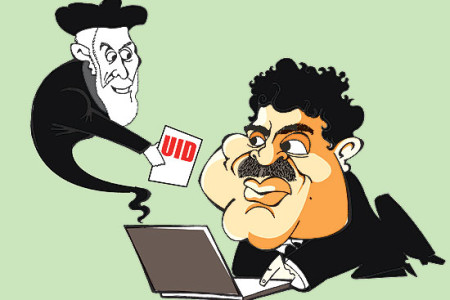 Magician Nandan Nilekani and the Magic Number...