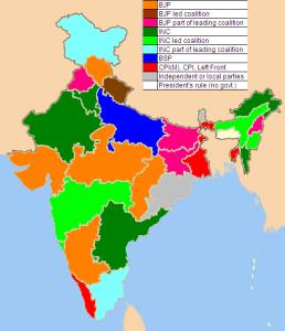 BJP_Sates_20091