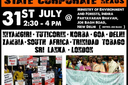 Delhi, London –  GLOBAL RESISTANCE...