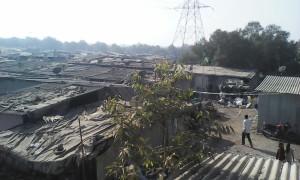 Bhim Chhaya slum in Kannamwar nagar, Mumbai