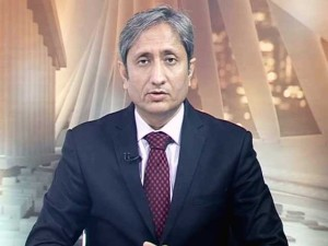 RaVish Kumar courtesy- NDTV