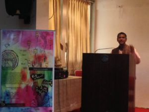 Rahman Abaas at Bebaak Collective