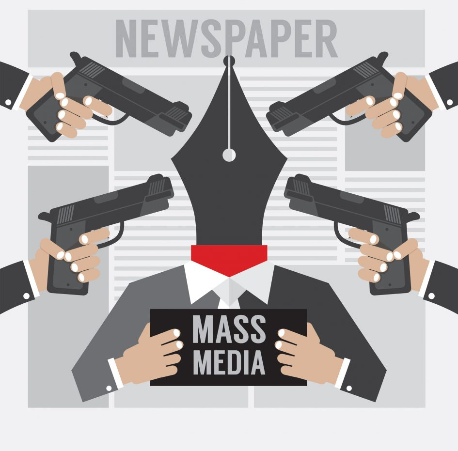 The challenge for the media in the year gone by has been twofold. On the one hand there was a convergence of developments that weakened media freedom. On the other hand, the Modi government has not been shy about arm-twisting the media in the run up to the May elections or after it.