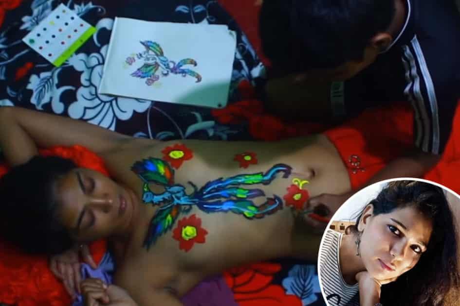 Body Art And The Politics Rehana Fathima Case A Problematic Bail Order Kractivism